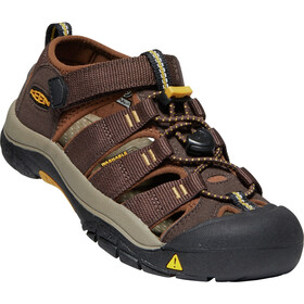 Keen Newport H2 Sandalen Kinder coffee bean/bison